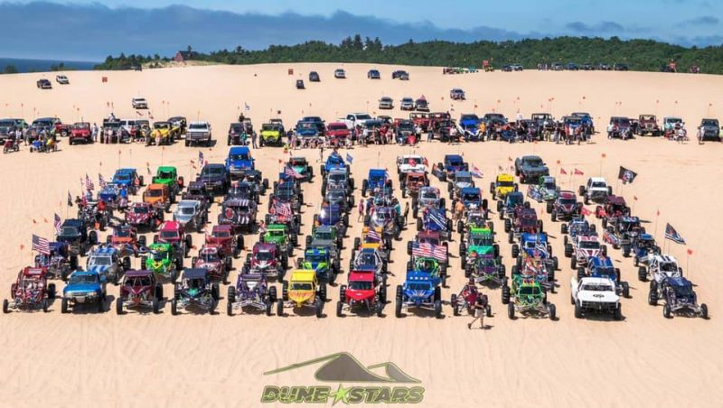 10th Annual Long Travel Round Up - Think Dunes - Silver Lake Sand Dunes